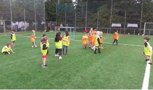 F-Junioren beim Training (2)