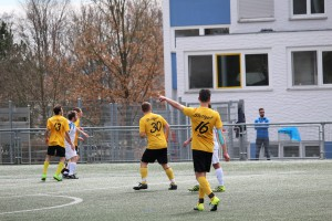 KV Plieningen II - SGM ABV / TSV 07 II